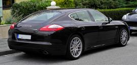 Porsche tył